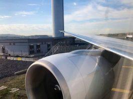 İstanbul Havalimanında kaza: THY uçağı direğe çarptı