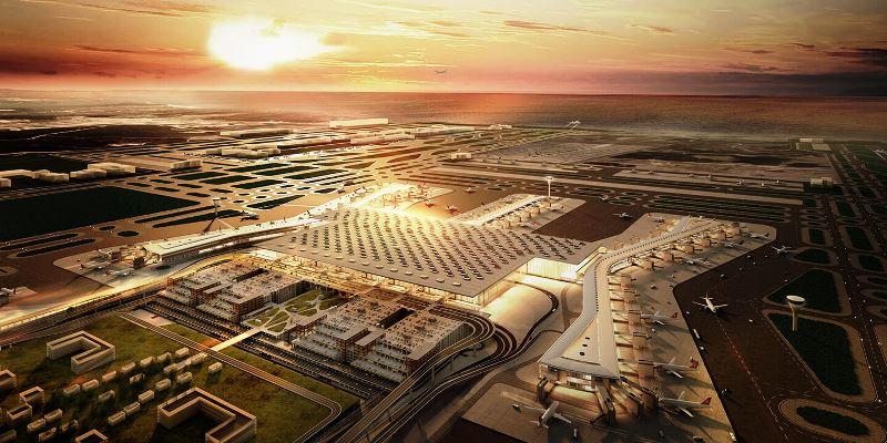 istanbul havalimanı Taksi süreliğinin uzunluğunu CEO bile kabul ediyor, maaliyetler artıyor