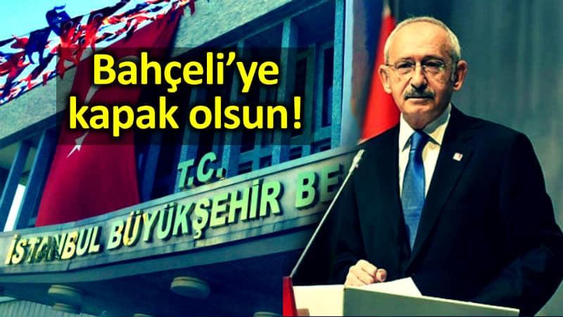 Kılıçdaroğlu: Bahçeliye kapak olsun, T.C. ibaresini kim geri getirdi?