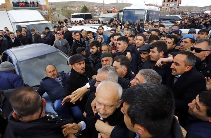 Kılıçdaroğlu linçten kurtaran korumalar hakkında soruşturma