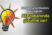 KONDA 23 Haziran analizi: AKP seçmeninde çözülme var!