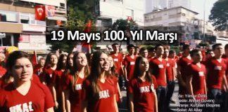 Kurtalan Ekspres 19 Mayıs 100. Yıl Marşı