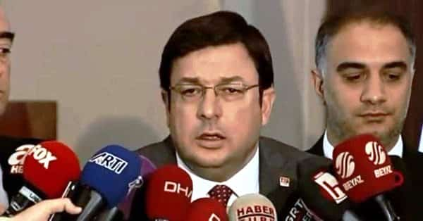 Cumhurbaşkanlığı seçimlerinin iptali muharrem erkek Erdoğan'ın mazbatasını da iptal etmek zorundasınız