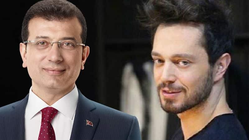 Murat Boz, Ekrem İmamoğlu seçim kampanyası 100 bin TL bağışladı