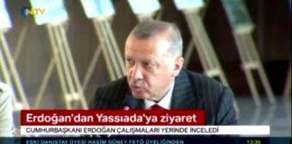 NTV de Oğuz Haksever in mikrofonu açık kaldı; Erdoğan a köpürdü!