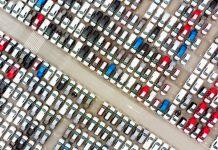 Otomobil ve hafif ticari araç pazarıyüzde 56 azaldı