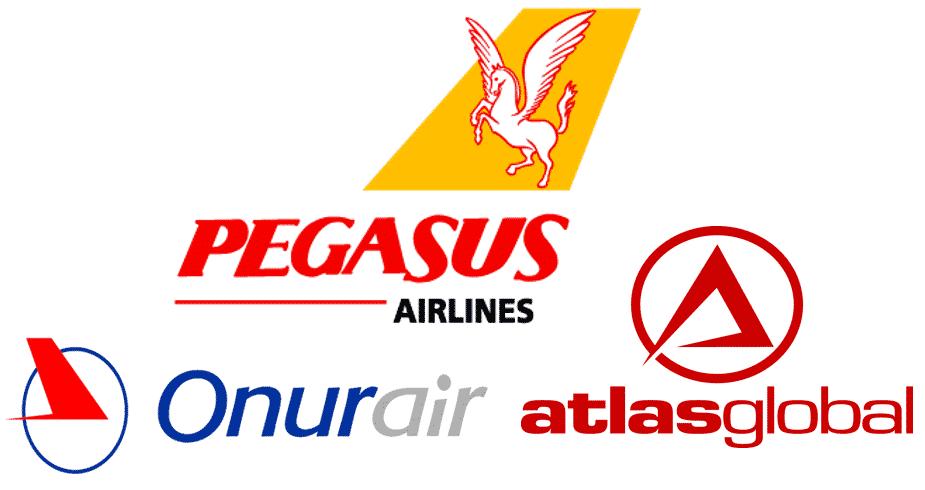 Pegasus 23 haziran istanbul seçimleri bilet değişikliği iptali AtlasGlobal ve Onur Air