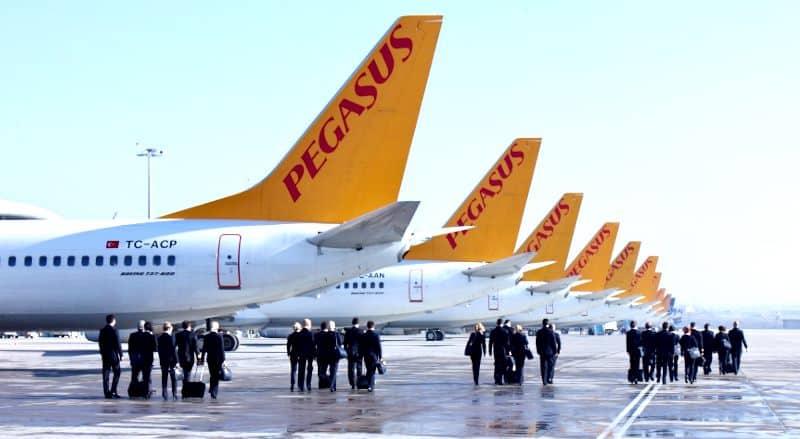 Pegasus Hava Yolları YSK cevap gibi 23 Haziran kararı! pegasus airlines