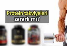 Protein takviyeleri zararlı mı? BCAA kas yapar mı?