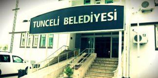 Tunceli Belediyesi tabelasının 'Dersim' olarak değiştirilmesi kararı durduruldu