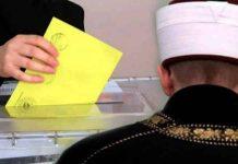 YSK dan imamların sandık kurulu başkanı olabileceği yönünde görüş