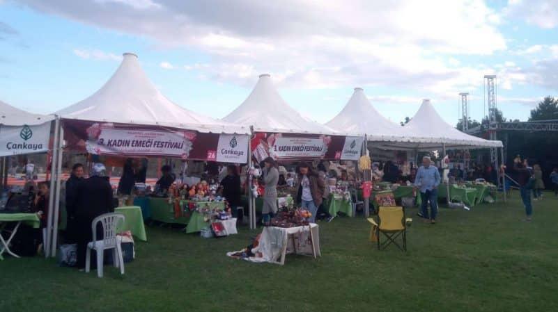 3.Kadın Emeği Festivali: 600 kadının el emeği görünür kılındı!