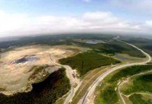 3. Havalimanı için çevre katliamı: 13 milyon ağacı kestiler!