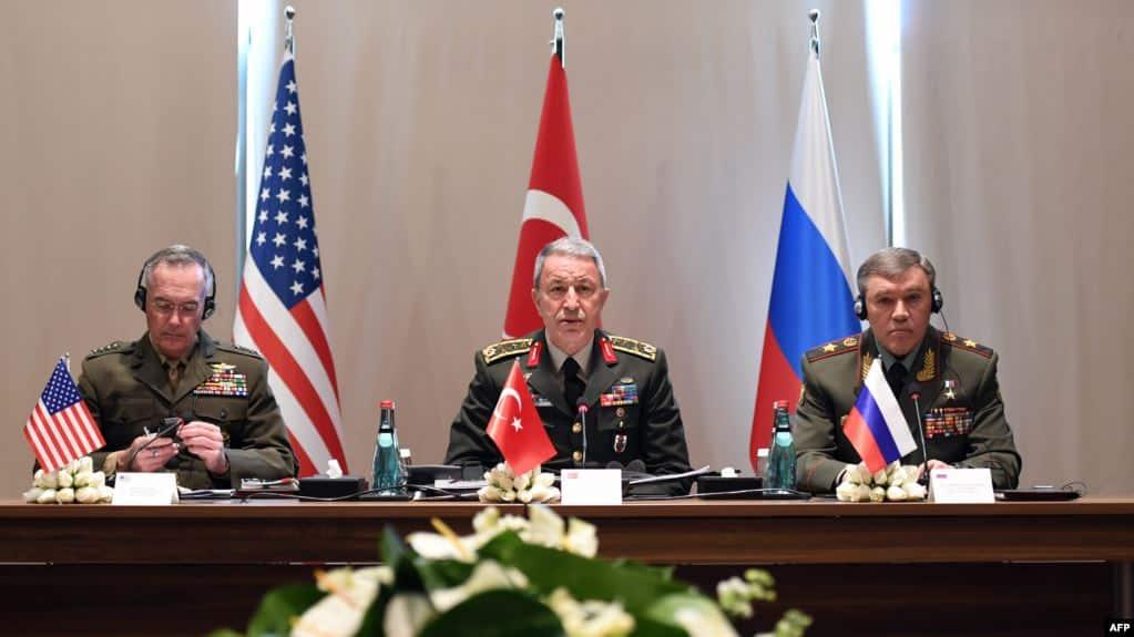 hulusi akar abd rusya savunma bakanları