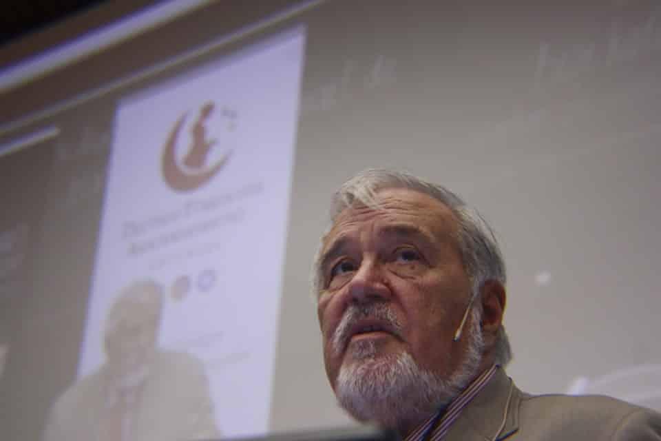 İlber Ortaylı Göttingen Üniversitesi nde Türk-Alman ilişkilerini anlattı