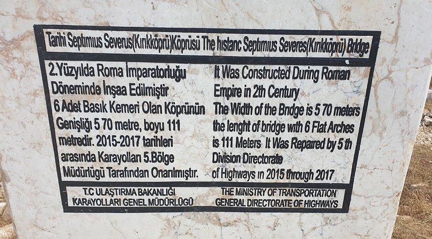 kırıkköprü tarihi