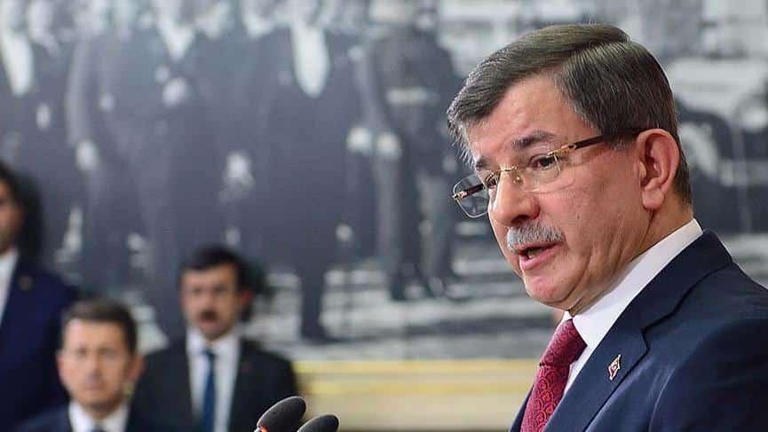 Ahmet Davutoğlu: İmralı ile temasa geçmek milletin vicdanından kopuştur!