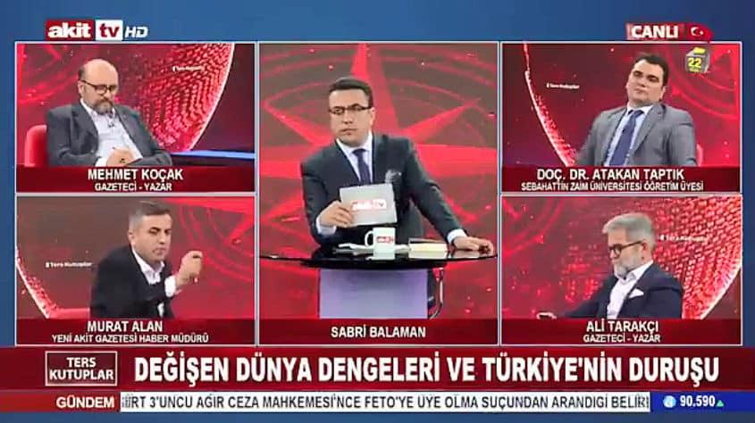 Akit TV de Türk askerine hakaret