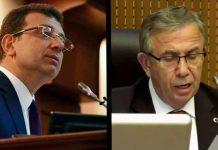 AKP ekrem İmamoğlu ve mansur Yavaş atama yetkisi yetki darbesi