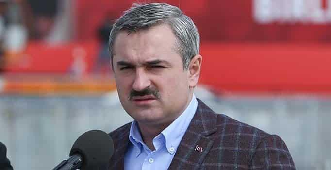 AKP İstanbul İl Başkanı Bayram Şenocak