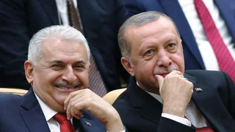 binali yıldırım erdoğan