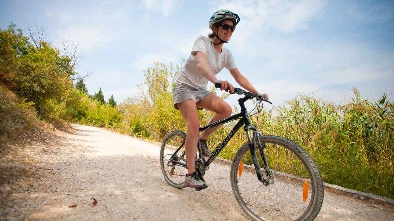 Haftada en az 150 dakika bisiklet