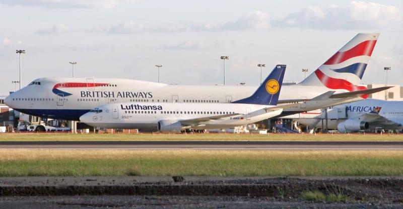 boeing 747 737 boyut büyüklük farkı