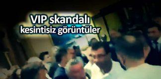 Ekrem İmamoğlu Ordu VIP skandalı kesintisiz görüntüler