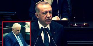 erdoğan ekrem imamoğlu tebrik binali yıldırım