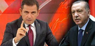 Fatih Portakal dan Erdoğan ın böyle bir makama gelemez sözlerine tepki
