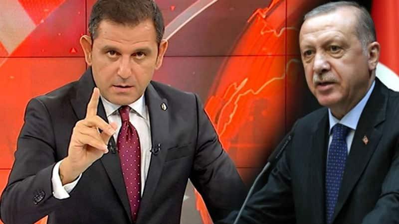 Fatih Portakal dan Erdoğan ın imamoğlu için böyle bir makama gelemez sözlerine tepki