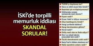 İSKİ torpilli memurluk iddiası: Skandal sorular!