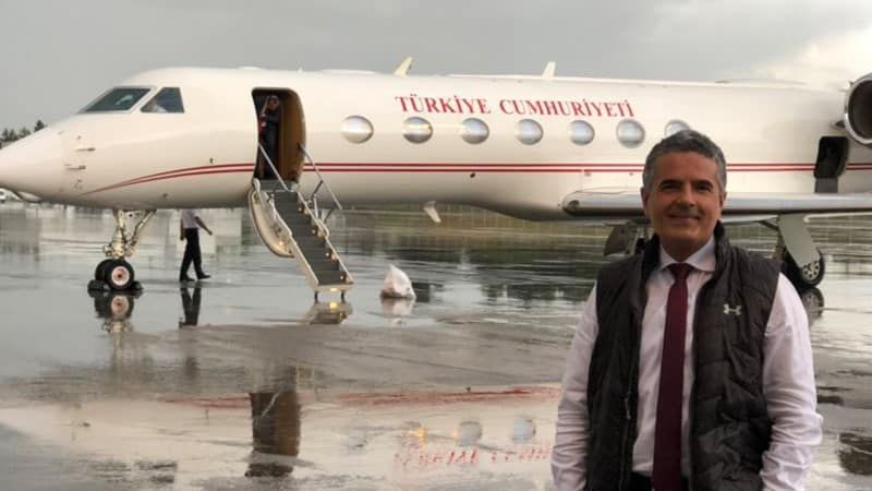 Milletin parasıyla devlet uçağıyla yurt dışına maça gittiler!