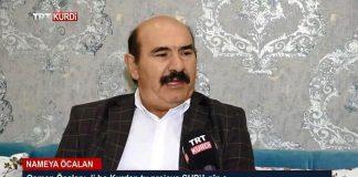 Osman Öcalan, TRT de Ekrem İmmaoğlu nu kötüledi