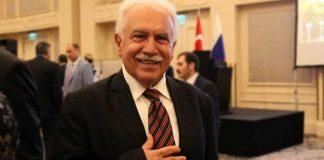 Perinçek: Türk devleti, Öcalan'ı devreye sokarak ABD'nin adayını zayıflatma müdahalesinde bulunuyor