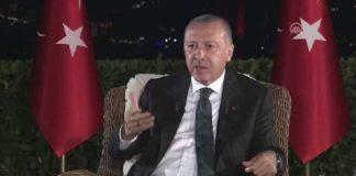 Spikerin beni mazur görün diye başladığı soruya Erdoğan böyle tepki gösterdi!