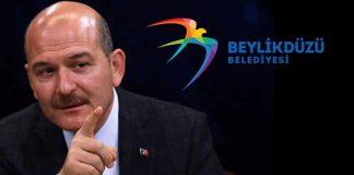 süleyman Soylu: İmamoğlu nun ilk işlerinden biri belediye logosunu, LGBT logosuna döndürmek oldu