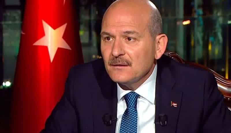 Süleyman Soylu dan Koç Holding e yanıt: Sizin talihsizliklerinizi iyi biliriz