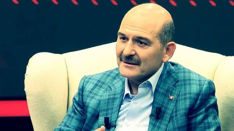 Süleyman Soylu: LGBT yi Türkiye için bir tehdit olarak görüyorum