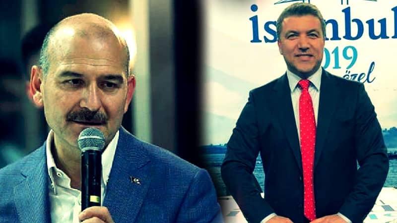 Süleyman Soylu dan İsmail Küçükkaya ya tepki: Tam bir tezgah, aldatıldık!