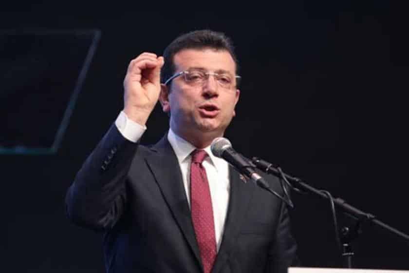 Ekrem İmamoğluibb iştirakler istifa
