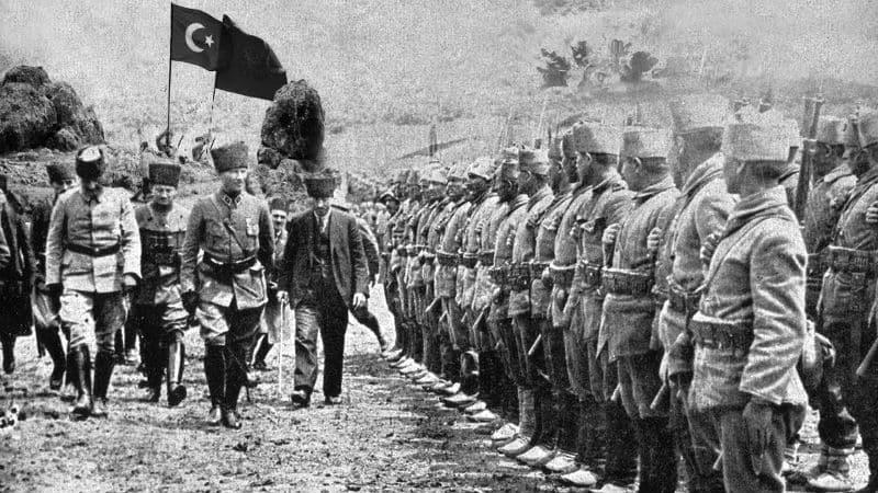 30 Ağustos: Emperyalizmin kılıcının kırıldığı gün