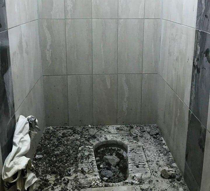 kervansaraya alaturka tuvalet