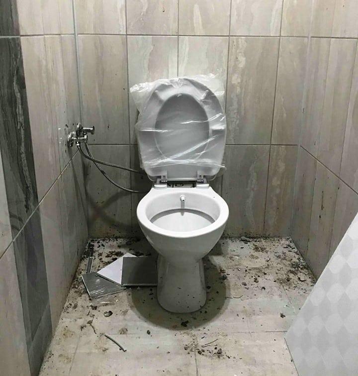 kervansarayda tuvalet klozet