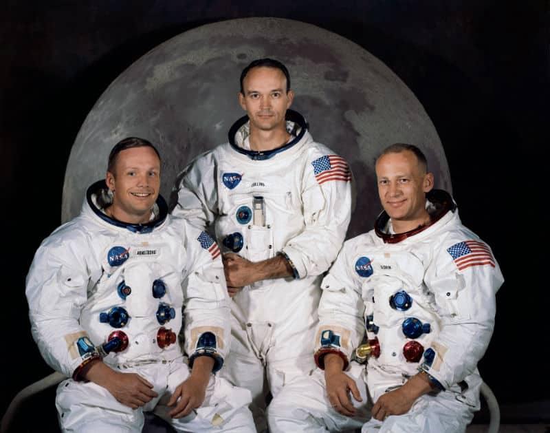 Apollo 11'in görevi: İnsanın Ay'a ilk adımı