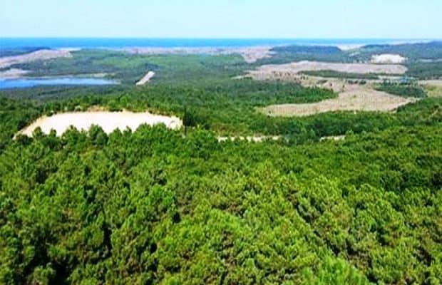 KOS Villalar ekolojik dengeyi tehdit ediyor!