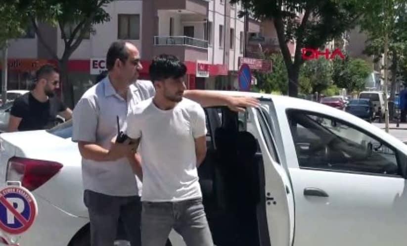 Konya afgan cinsel istismar