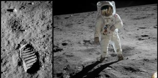 Apollo 11'in görevi: İnsanın Ay a ilk adımı