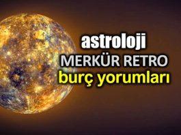 Astroloji: Aslan ve Yengeç Merkür Retro burç yorumları