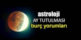 Astroloji: Oğlak burcunda Ay Tutulması burç yorumları